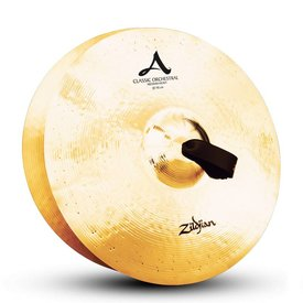 "Zildjian Zildjian A0761 18"" Classic Orchestral Selection Medium Heavy Pair"