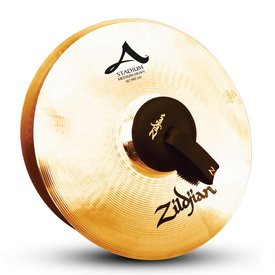 "Zildjian Zildjian A0468 16"" Stadium Series Medium Pair"