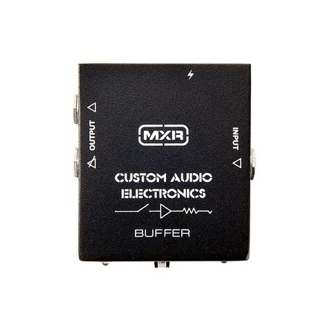 Dunlop MC406 MXR Custom Audio Electronics Buffer