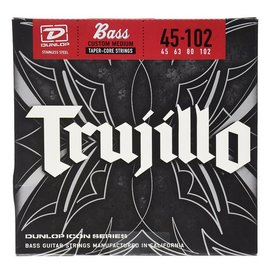 Dunlop Dunlop RTT45102T Robert Trujillo Icon Series Bass Strings