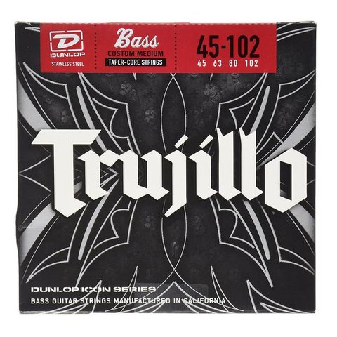 Dunlop RTT45102T Robert Trujillo Icon Series Bass Strings