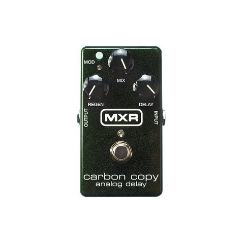 Dunlop M169 MXR Carbon Copy Analog Delay