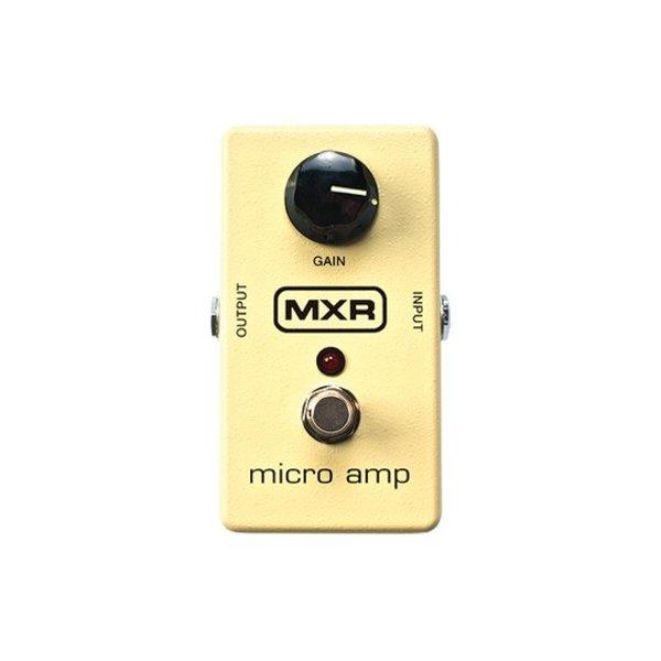 MXR Dunlop M133 MXR Micro Amp