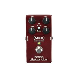 MXR Dunlop M85 MXR Bass Distortion
