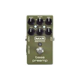 MXR Dunlop M81 MXR Bass Preamp