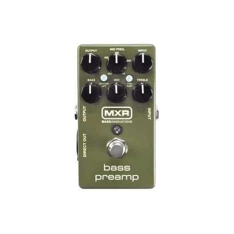 Dunlop M81 MXR Bass Preamp