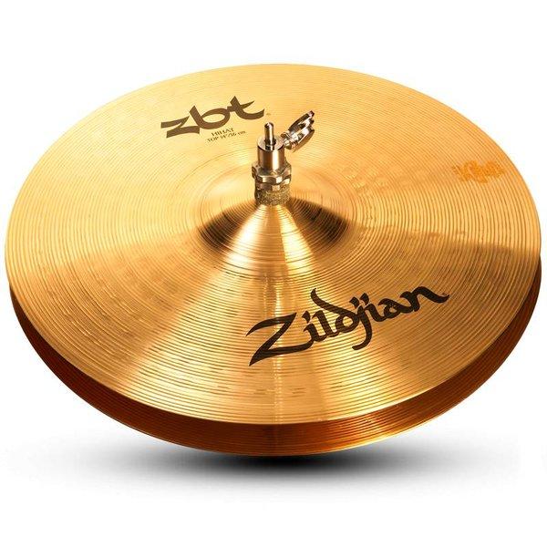 "Zildjian Zildjian ZBT14HP 14"" ZBT Hi Hat Pair"
