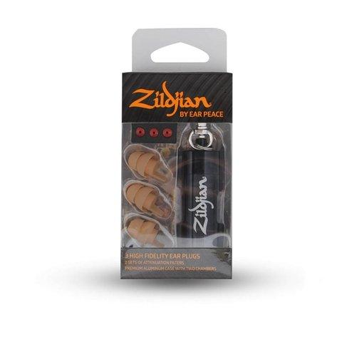 Zildjian ZPLUGST Zildjian Ear Plug By Earpeace - Tan