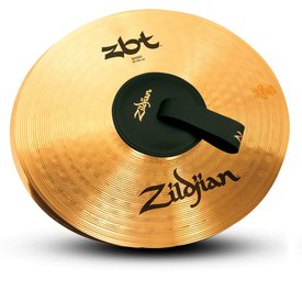 "Zildjian Zildjian ZBT16BP 16"" ZBT Band Pair"
