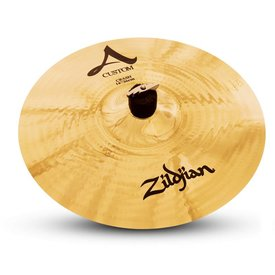 "Zildjian Zildjian A20525 14"" A Custom Crash Brilliant"