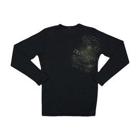 Zildjian Zildjian Stamp Thermal Shirt, Black
