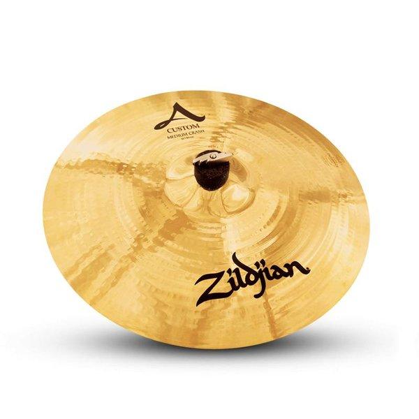 """Zildjian Zildjian A20826 16"""" A Custom Medium Crash"""