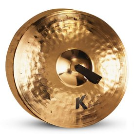 "Zildjian Zildjian K2018 20"" K Symphonic Light Brill Pair"