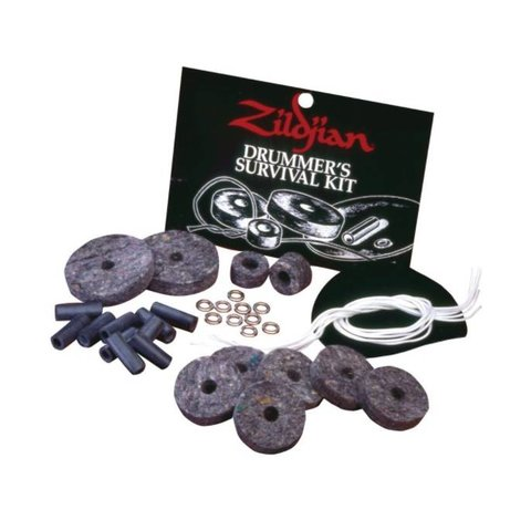 Zildjian P0800 Drummer's Survival Kit