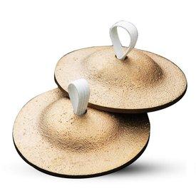 Zildjian Zildjian P0773 Finger Cymbals-Thin (Pair)