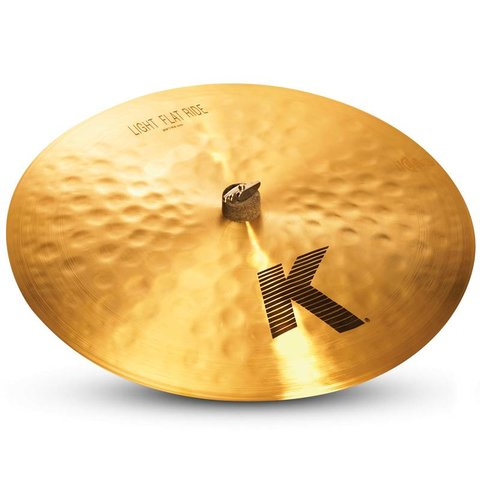 "Zildjian K0818 20"" K Light Flat Ride"
