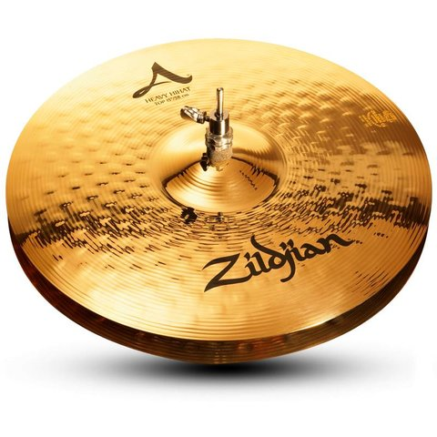 "Zildjian A0157 15"" A Heavy Hi Hat - Top"