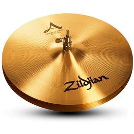 """Zildjian Zildjian A0137 15"""" A Zildjian New Beat Hi Hat - Top"""