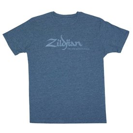 Zildjian Zildjian Heathered Blue T-Shirt