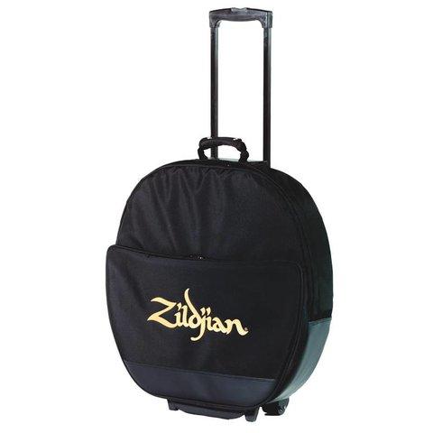 """Zildjian P0650 22"""" Deluxe Cymbal Roller Bag"""