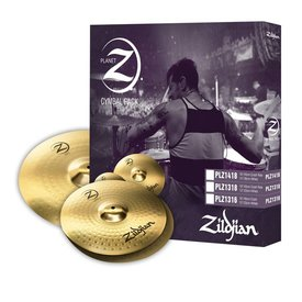 Zildjian Zildjian PLZ1316 Planet Z Plz1316 Box Set