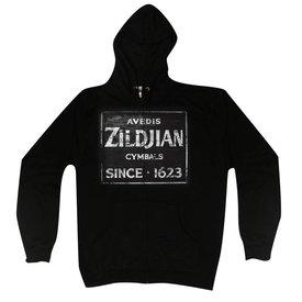Zildjian Zildjian Vintage Sign Zip Hoodie