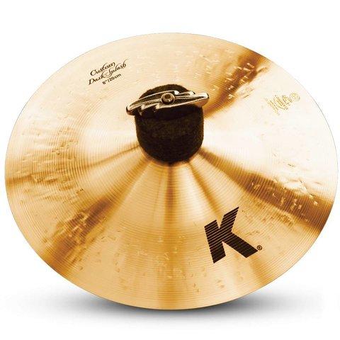 "Zildjian K0930 8"" K Custom Dark Splash"