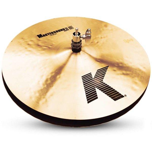 "Zildjian Zildjian K0911 14"" K Mastersound Hi Hat - Bottom"
