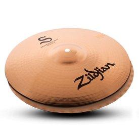 """Zildjian Zildjian S13MPR 13"""" S Mastersound Hats, Pair"""