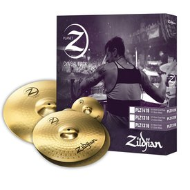 Zildjian Zildjian PLZ1418 Planet Z Plz1418 Box Set
