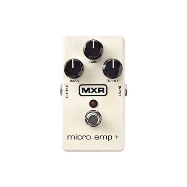MXR Dunlop M233 MXR Micro Amp+