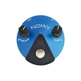 Dunlop Dunlop FFM1 Silicon Fuzz Face Mini