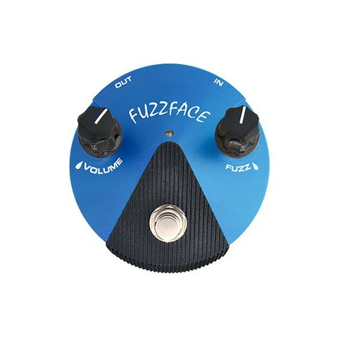Dunlop FFM1 Silicon Fuzz Face Mini