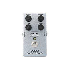 MXR Dunlop M89 MXR Bass Overdrive
