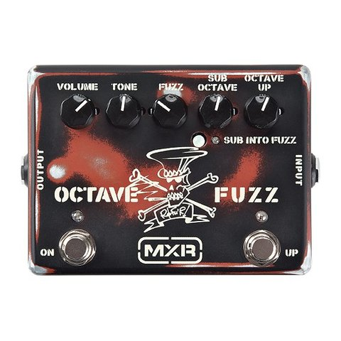 Dunlop SF01 Slash Octave Fuzz