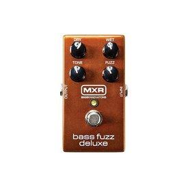 MXR Dunlop M84 MXR Bass Fuzz Deluxe