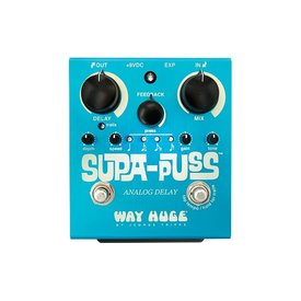 Way Huge Way Huge WHE707 Supa Puss Analog Delay W/ Tap Tempo