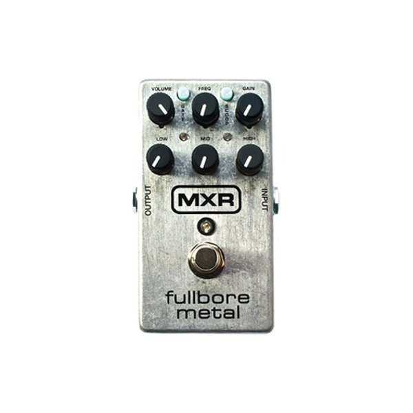 MXR Dunlop M116 MXR Full Bore Metal