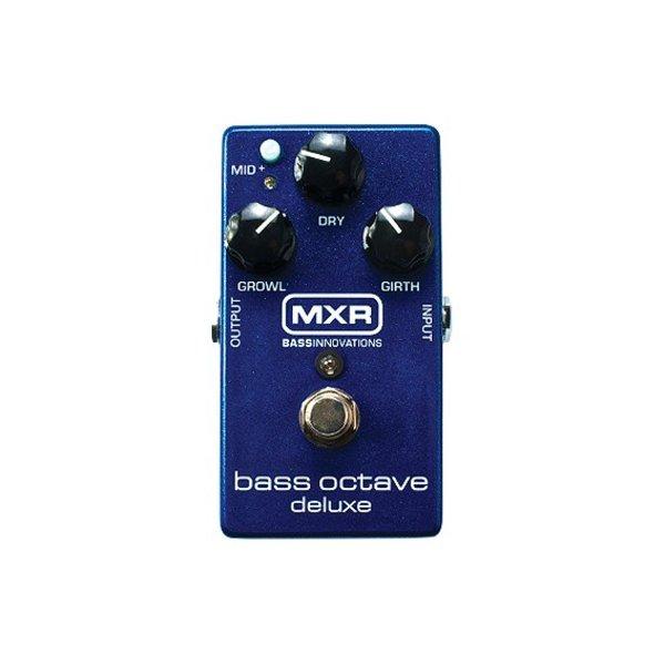 MXR Dunlop M288 MXR Bass Octave Deluxe