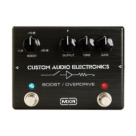 MXR Dunlop MC402 MXR Custom Audio Electronics Boost/Overdrive