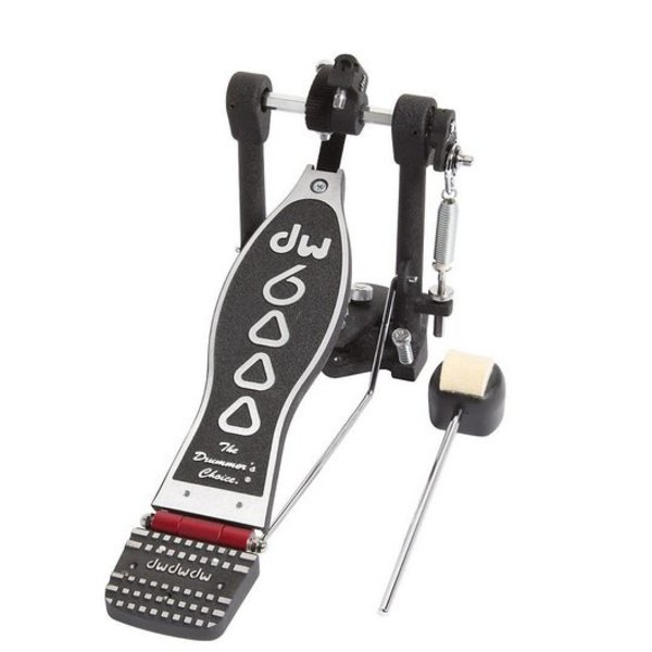 DW DW 6000 Series Single Pedal, Nylon