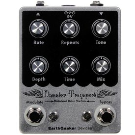EarthQuaker Devices Earthquaker Devices Disaster Transport Modulated Delay Machine