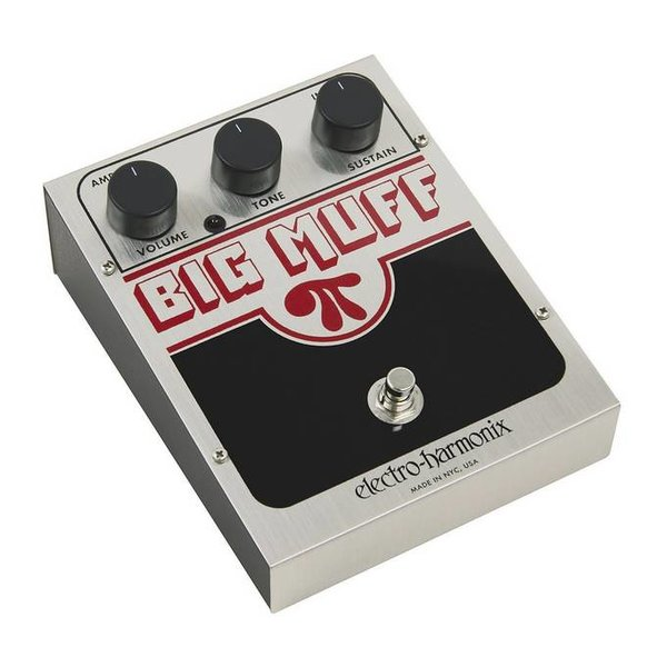 Electro Harmonix Electro Harmonix BMUSA Big Muff USA Distortion/Sustainer Pedal