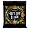 2570 Ernie Ball Aluminum Bronze Acoustic Strings .010-.050 Extra Light