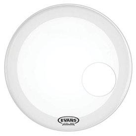 Evans Evans EQ3 Resonant Coated White Bass Drum Head