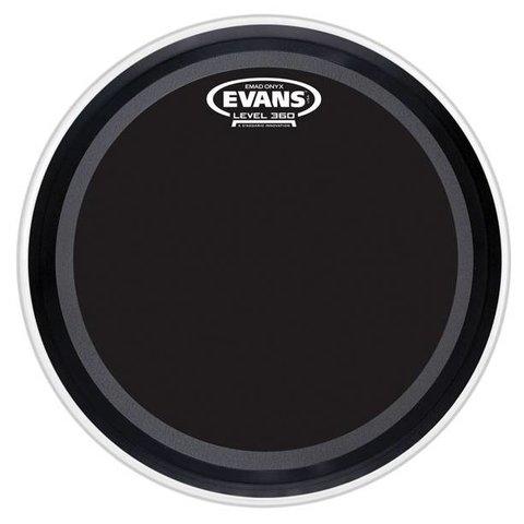 Evans EMAD Onyx Bass Drum Head