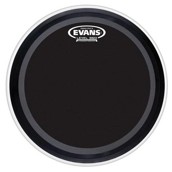 Evans Evans EMAD Onyx Bass Drum Head