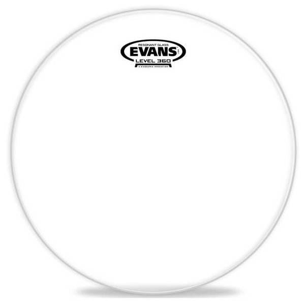 Evans Evans Resonant Glass Drum Head