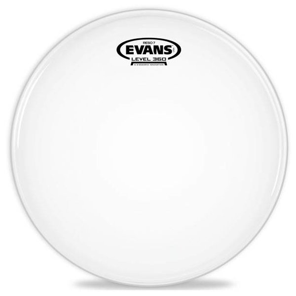 Evans Evans Reso 7 Coated Resonant Drum Head