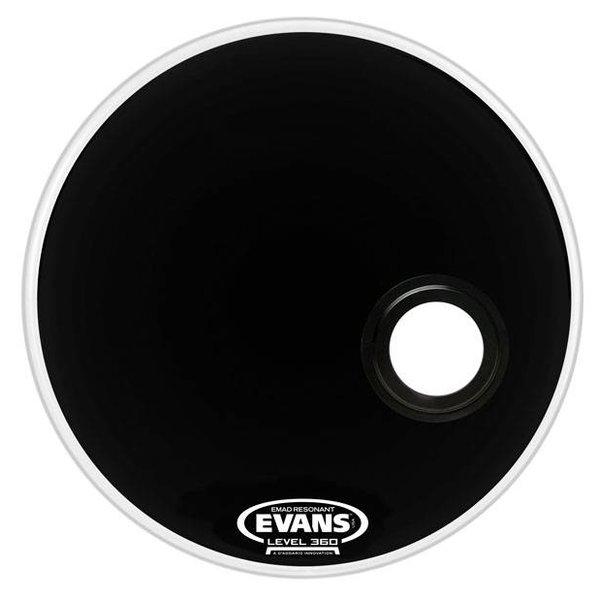 Evans Evans REMAD Resonant Bass Drum Head